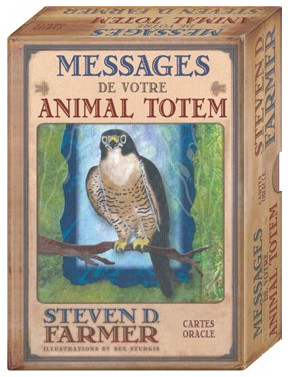 Cartes des messages de votre animal totem