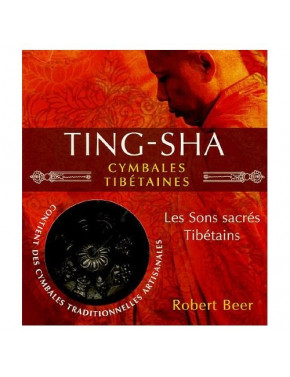 Ting - Sha Cymbales Thibétaines