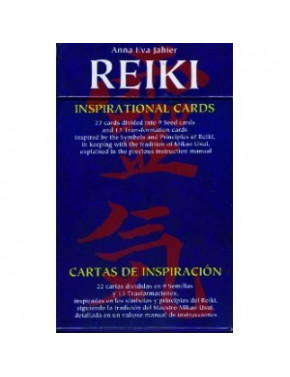Cartes d'inspiration reiki