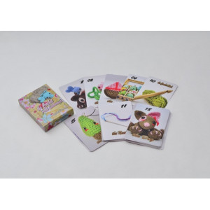 Crochet Petit Lenormand the sweetest Lenormand ever