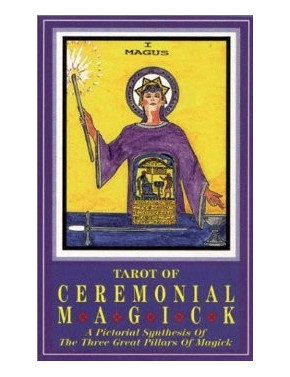 TAROT OF CEREMONIAL MAGICK (jeu)