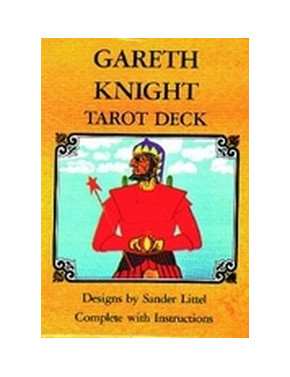 GARETH KNIGHT TAROT DECK