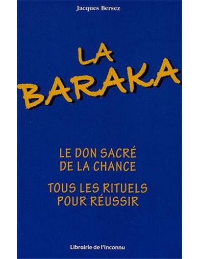 BARAKA DON SACRE DE LA CHANCE