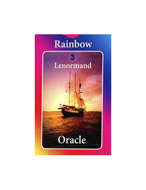 LENORMAND RAINBOW ARC EN CIEL