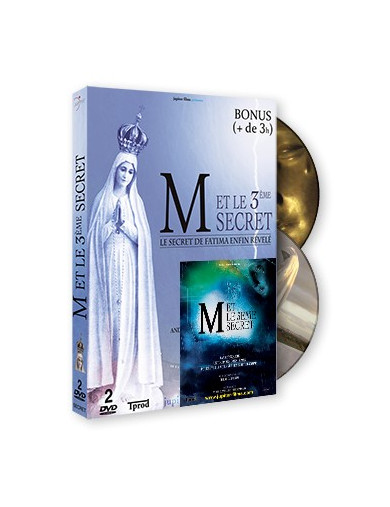 M ET LE 3EME SECRET DVD